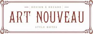 Design x Decade: Art Nouveau | Paragon Design Group