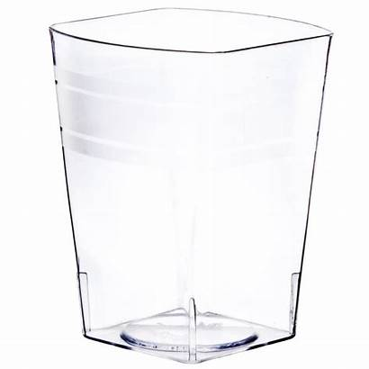 Plastic Cups Clear Oz Glasses Disposable Tumblers