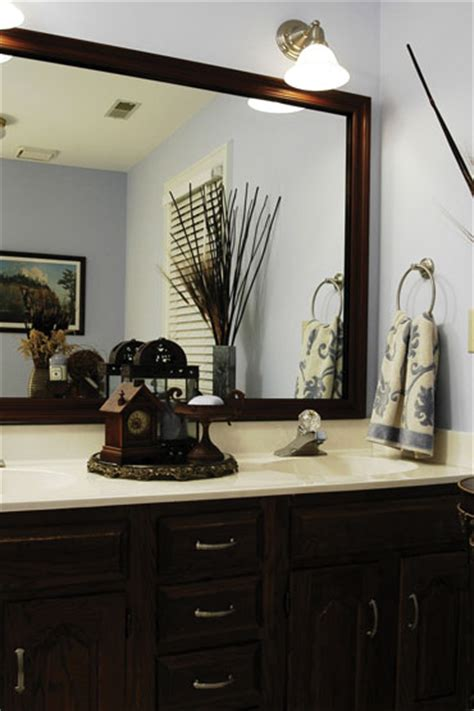 Framing Bathroom Mirror Ideas Bathroom Remodeling Mirrors And Frames Messagenote