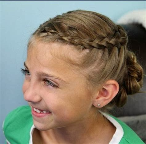 cute updos for short hair for kids hair and tattoos