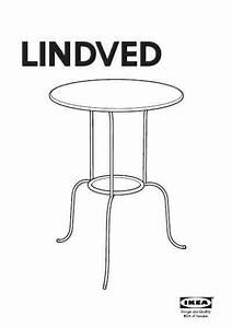 Ikea Lindved Side Table 20x26 3