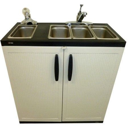 kitchen sink portable 25 best ideas about portable sink on portable 2834