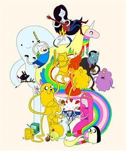 Adventure Time Final by lettuces on DeviantArt