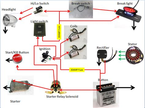 Simplified Wiring Diagram