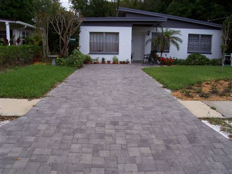Grey Brick Pavers by Grey Charcoal Driveway Brick Pavers Call Today For A