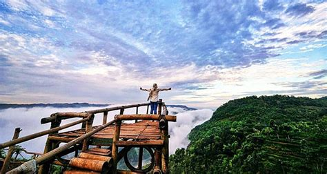 tempat wisata terindah  hits  jogja  wajib