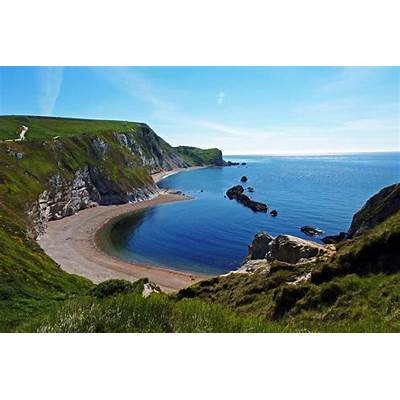 Travel Trip Journey: Durdle Door Lulworth Cove Dorset England