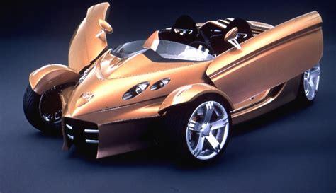 Concept Vehicles by 2000 Hyundai Neos Concept Conceptcarz