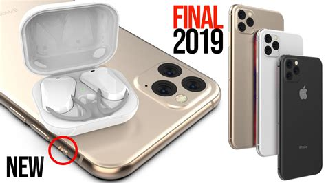 iphone final design leaks airpods youtube