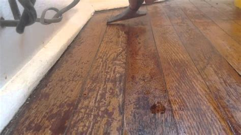 How To Strip Wooden Floors   Morespoons #df73dea18d65