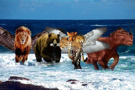 Daniel and Revelation Part 2 The Image and the Beasts