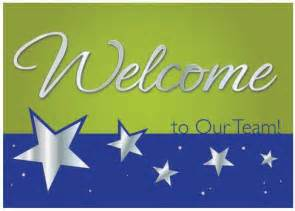 Welcome to Our Team Clip Art