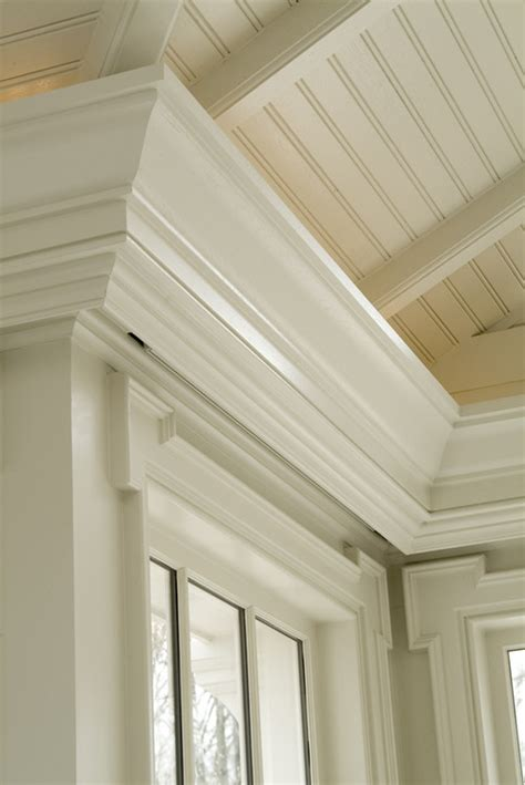 is the bead board ceiling quot true bead board quot or is it a