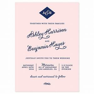 6 best images of modern wedding invitation wording With samples of modern wedding invitations
