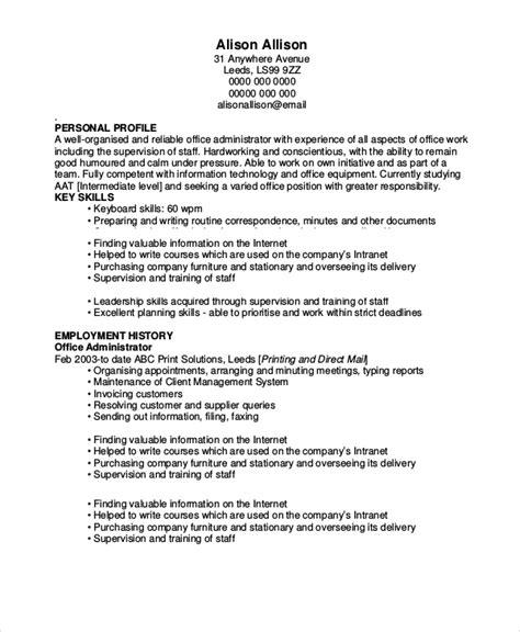 forklift resume templates    premium