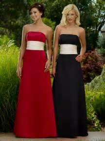crimson bridesmaid dresses black and bridesmaid dresseswedwebtalks wedwebtalks