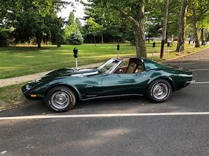 1973 Chevrolet Corvette Stingray Ls4 454 Big Block 4 Speed