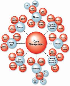 Case Management Diagram