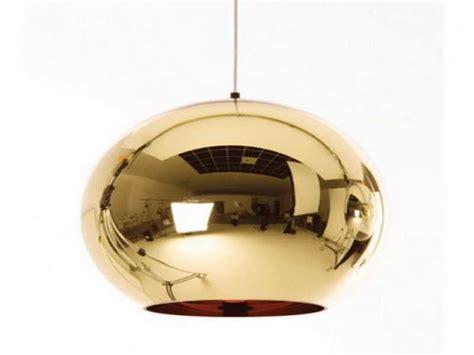 home accessories copper shade pendant l small