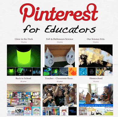 How Teachers And Educators Can Use Pinterest As A Resource In And Out Of The Classroom Steve