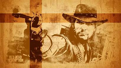 Western Wallpapers Dead Redemption Adventure Action Background