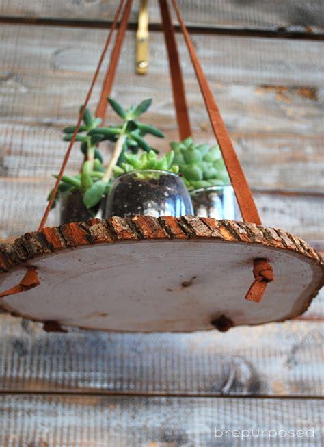 wood slice crafts   add charm   home