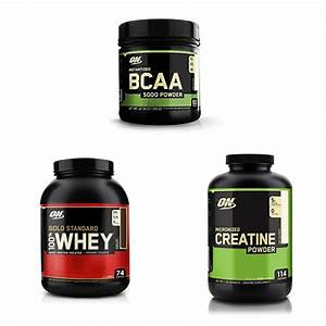 The 3 Best Supplements For Lean Muscle