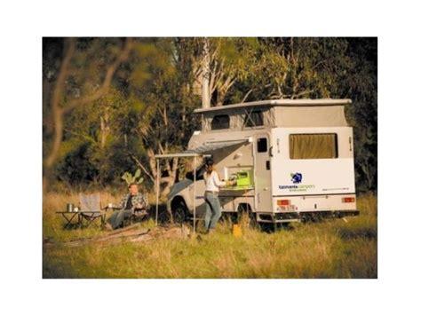 bush camper wd australia