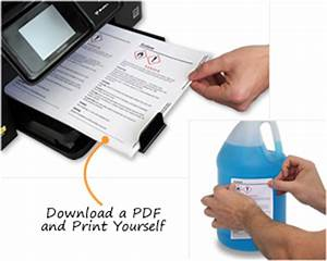 free ghs labels customize your ghs label and print for free With avery sds labels