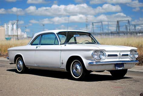 1962 Chevrolet Corvair 2 Door Coupe