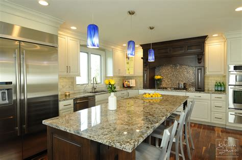 kitchen island installation open concept kitchen in big rock the kitchen studio of