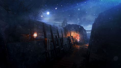 New Battlefield 1 Map Nivelle Nights Revealed, Out This June For Premium Members