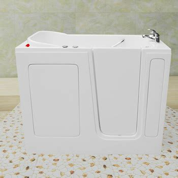 small walk in tubs small portable walkin bathtubs for elders or disabled