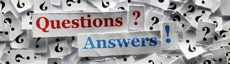 common questions and answers and gas detection