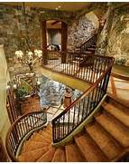 Beautiful Staircase Interior 1000 Images About Extreme Log Homes On Pinterest Log Homes Log