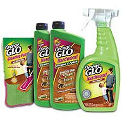 Orange Glo Hardwood Floor Cleaner Pads by As Seen On Tv Products Orange Glo Products