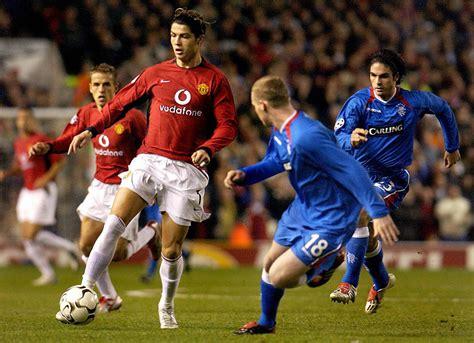 Cristiano Ronaldo: Old Trafford hero recalls his ...