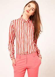 рубашки женские как правильно носить
