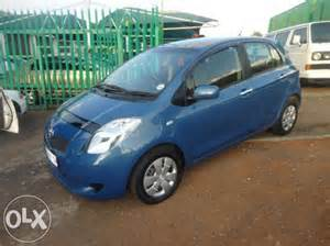 Toyota Used Cars for Sale in South Africa