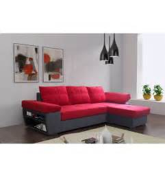 Canapé D Angle Chesterfield Convertible by Indogate Com Salon Canape Rouge