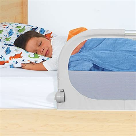 munchkin bed rail munchkin sleep bed rail grey baby cribbed