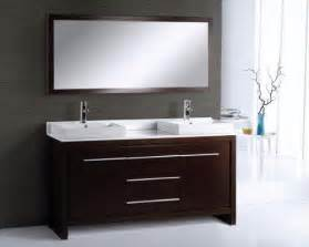 Lowes Kitchen Cabinets In Stock by Alexa 60 Inch Modern Double Bathroom Vanity Floor Standing