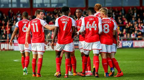 Match preview: Fleetwood Town v Oxford United - News ...