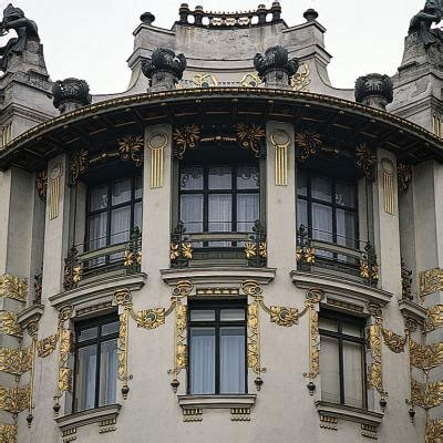 The Nouveau Of Otto Wagner Construya Noticias