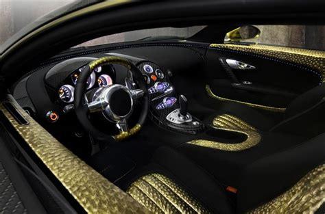 cars world bugatti veyron interior