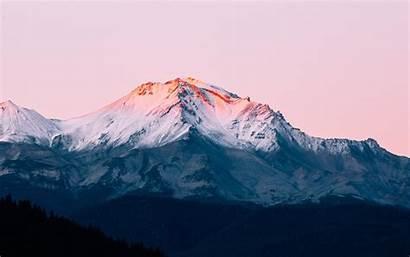 Sunset Mountains Mountain Wallpapers 4k Desktop Range