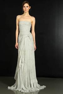 j mendel 2012 wedding dress fall bridal gowns 3 onewedcom With j mendel wedding dress