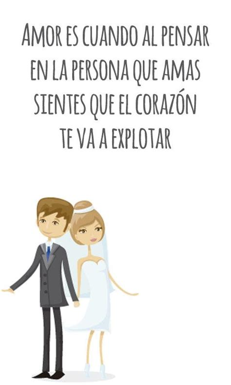 just married quotes in spanish