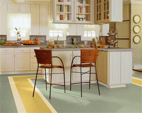 linoleum cuisine lino sol la solution idéale pour les revêtements de sol
