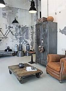 Möbel Industrial Style : industrial style m bel industriallampen diy m bel couchtisch dream home pinterest diy ~ Indierocktalk.com Haus und Dekorationen